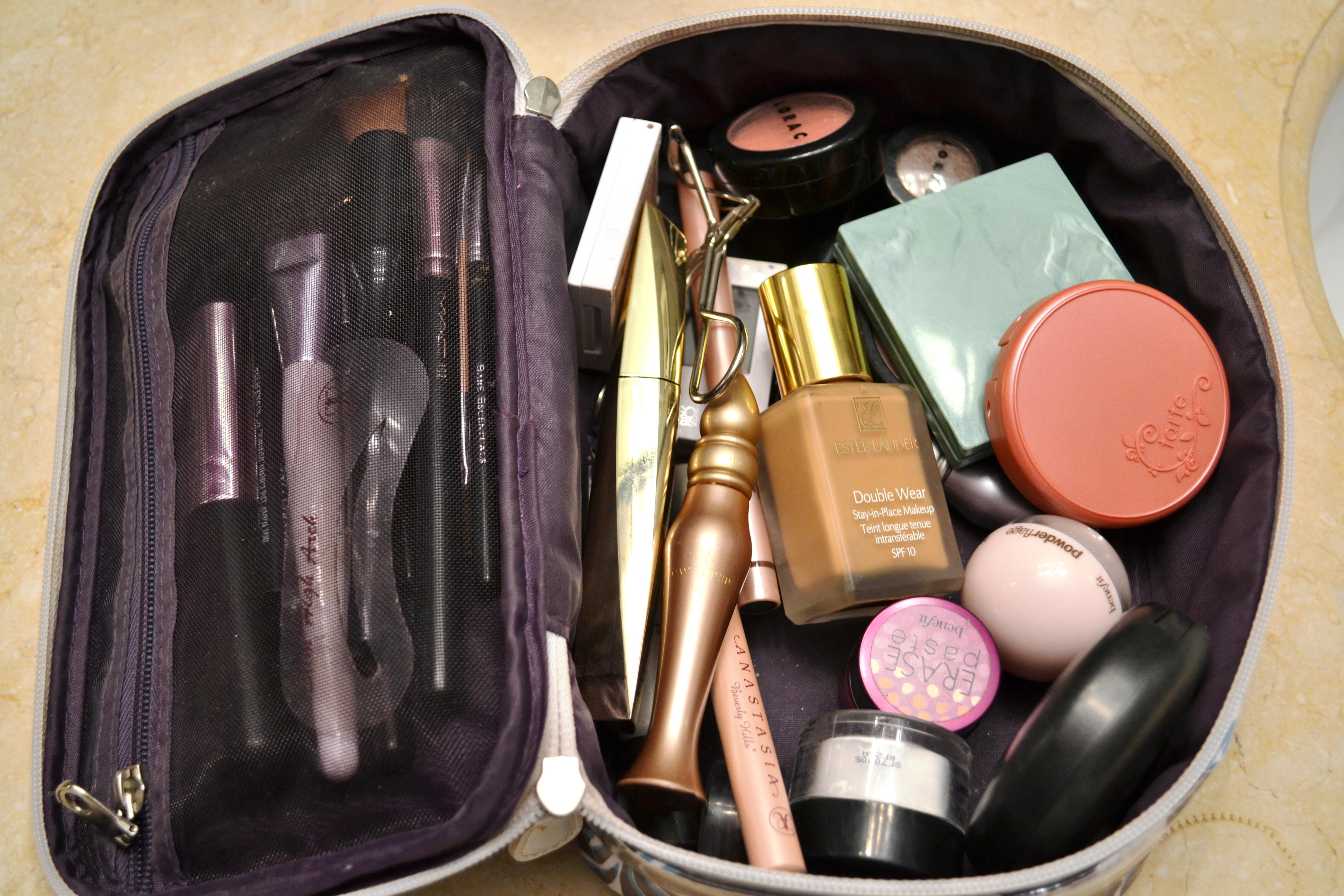 Makeup bag goals