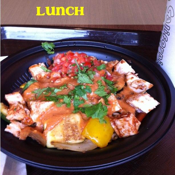 Lunch WIAW